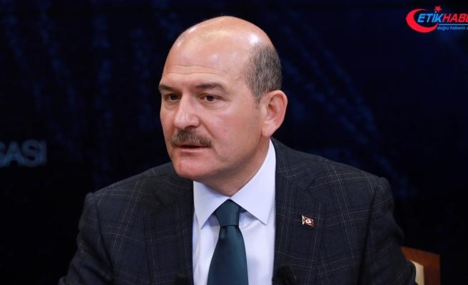 İçişleri Bakanı Soylu: Halihazırda faili meçhul kadın cinayeti yoktur
