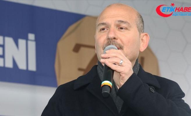 İçişleri Bakanı Soylu: Yılbaşından bu yana 13 üst düzey terörist etkisiz hale getirildi