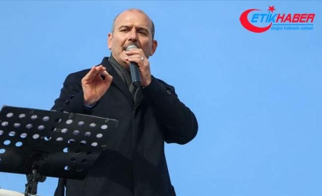 """""""Kılıçdaroğlu, PKK'ya ve FETÖ'ye taşıyıcı annelik yapıyor"""""""