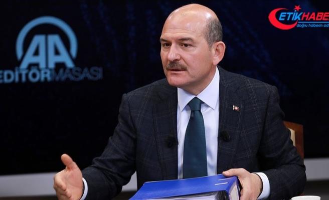 İçişleri Bakanı Süleyman Soylu: Sahipsiz çocuğun uyuşturucu kullanacağı algısı yanlış