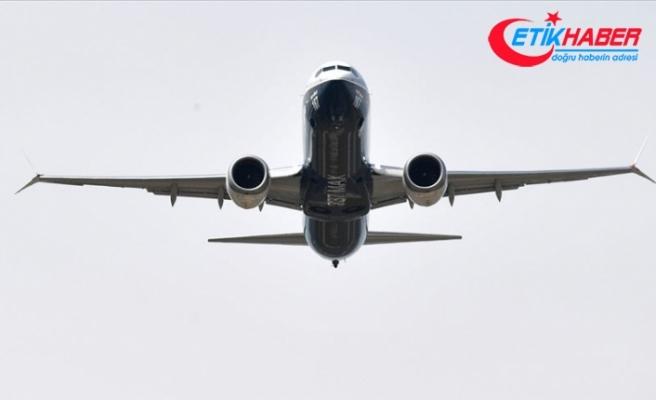 İngiltere 'Boeing 737 Max'lere hava sahasını kapattı