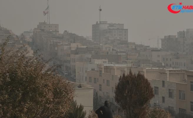 İran'da hava kirliliği trafik kazalarından fazla can alıyor