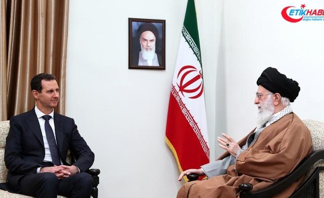 'İran Dışişleri Bakanlığı Esed'in ziyaretinden habersizdi'