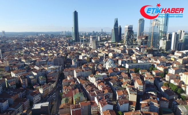 İstanbul'daki 66 bin binanın risk tespiti yapıldı