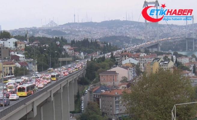 İstanbul'un 2 köprüsünden 2 yılda 5.88 milyon geçiş ihlali