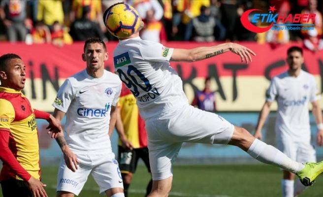 İzmir'de gol çıkmadı