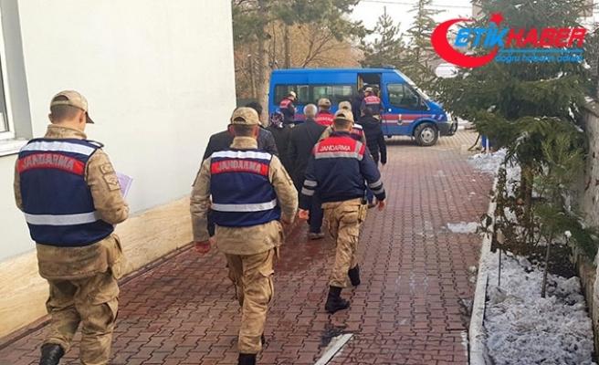Kahramanmaraş'ta, aranan 25 kişi yakalandı