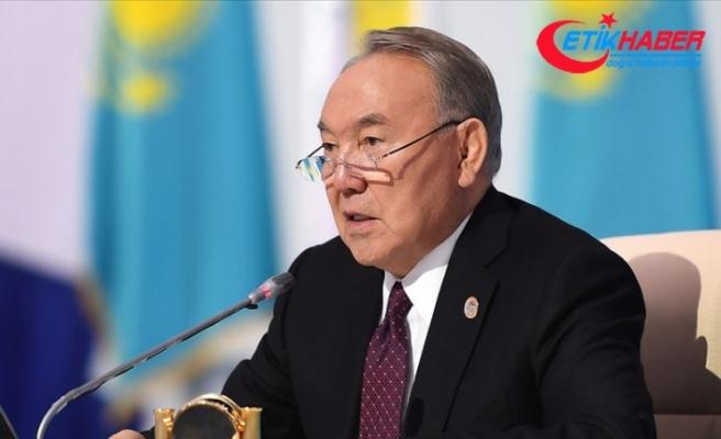 Kazakistan Cumhurbaşkanı Nazarbayev istifa etti