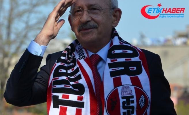 Kılıçdaroğlu ezan ile selayı karıştırdı
