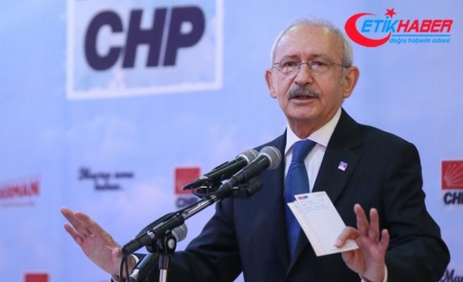 Kılıçdaroğlu: Uşak Şeker Fabrika'sını birlikte satın alacağız