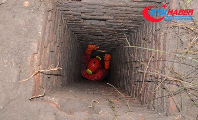Kırklareli'de çiftçinin tesadüfen bulduğu tarihi su tünelleri, arkeolojik SİT alanı ilan edildi
