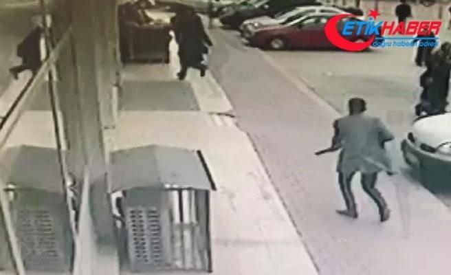 Kız arkadaşının babasını vuran şüpheli yakalandı