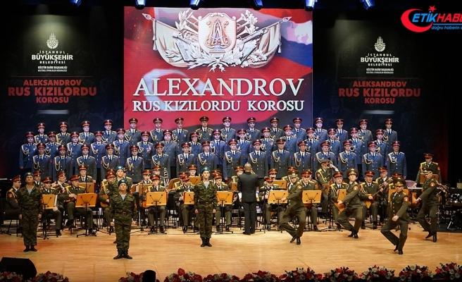 'Kızılordu Korosu' İstanbul'da ücretsiz konserler verecek