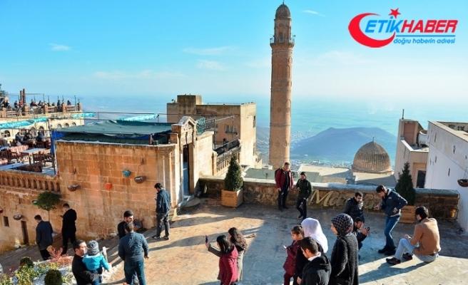 Mardin'de hedef 5 milyon ziyaretçi
