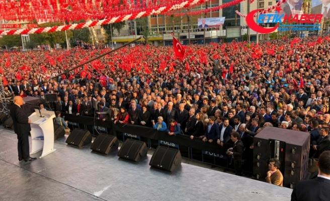 MHP Lideri Bahçeli: PKK, CHP'yi ele geçirmiş, İP'e yuvalanmış, SP'ye nüfuz etmiştir