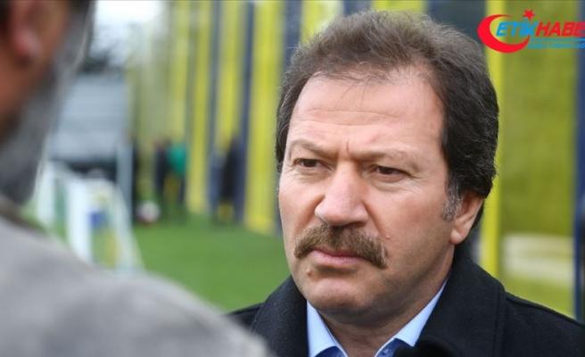 MKE Ankaragücü Kulübü Başkanı Yiğiner: Antrenman yapıyor gibiydik