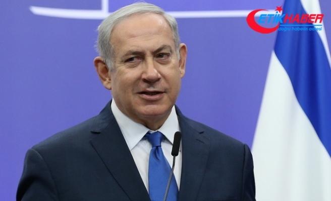 Netanyahu'nun oğlundan Trump'a rock yıldızı benzetmesi