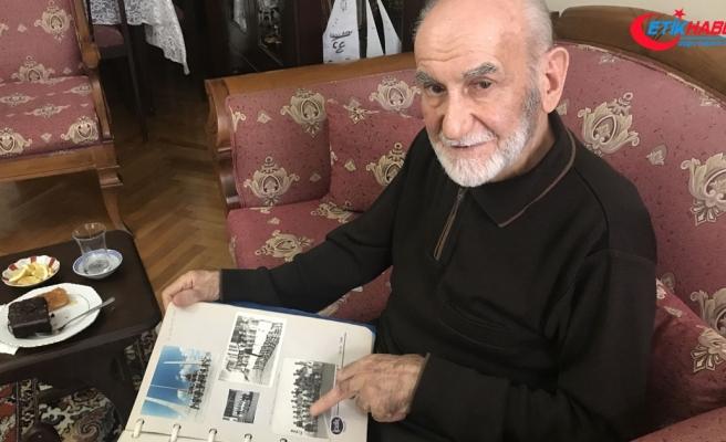 Passoligi olan en yaşlı Erzurumspor taraftarı, takımına güveniyor