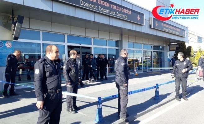 Polis memuru önce meslektaşını sonra kendisini vurdu