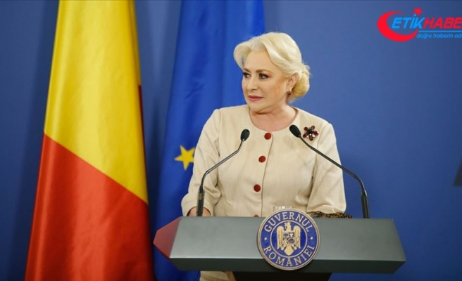 Romanya Başbakanı Viorica Dancila: Romanya Türkiye'nin AB'ye üyeliğini desteklemektedir