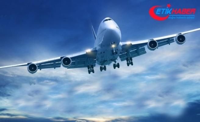 Rus uçağı, bomba ihbarı nedeniyle Bakü'ye indi
