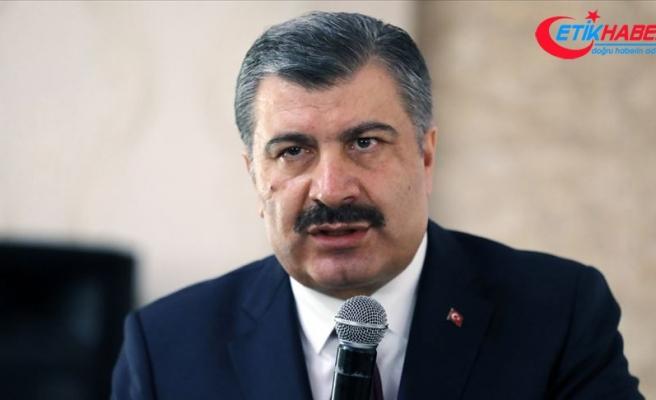 Sağlık Bakanı Koca: Sağlıkta yerlileşmeyi ve millileşmeyi önemsiyoruz