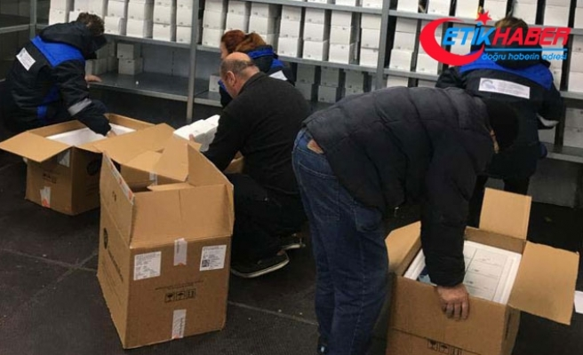 Sağlık Bakanlığı: Gürcistan'a 100 bin doz kızamık aşısı teslim edildi