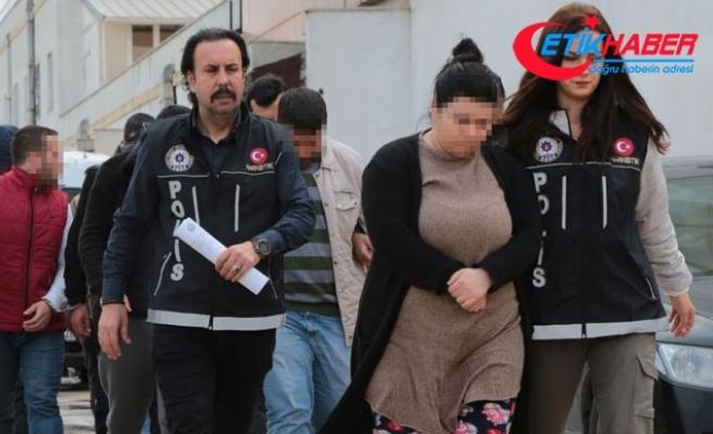 Sahte belgeyle kırmızı reçeteli ilaç satan eczane çalışanı tutuklandı
