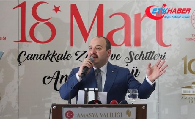 Sanayi ve Teknoloji Bakanı Varank: Sanayisini güçlendiren, ekonomisini büyüten bir Türkiye var