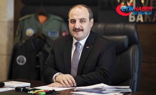 Sanayi ve Teknoloji Bakanı Varank: Akıllı dijital teknolojiler geliştiren KOBİ'lere destek vereceğiz