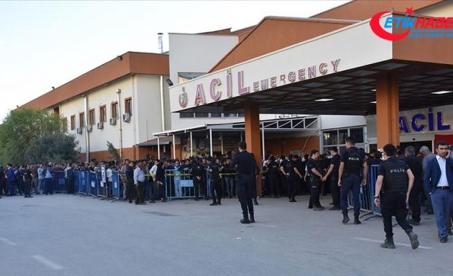 Şırnak'ta el yapımı patlayıcı infilak etti: 1 şehit, 1 yaralı