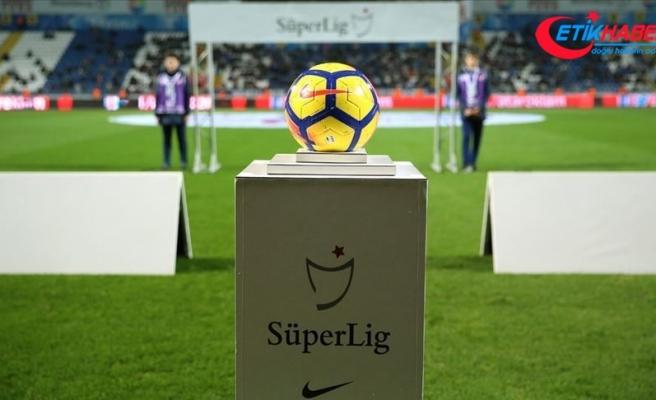 Süper Lig'de iki maçın başlama saatinde değişiklik