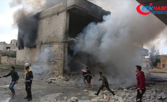 'Suriye'de koalisyon güçleri 3 bin 35 sivili öldürdü'