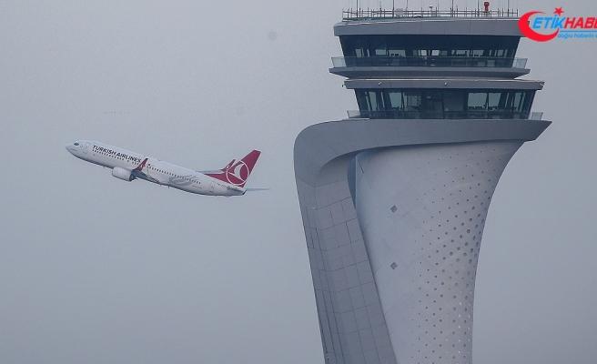THY, Atatürk Havalimanı'ndan son tarifeli seferini yaptı