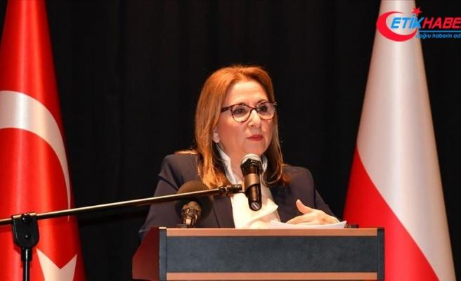 Ticaret Bakanı Pekcan: Polonya ile ticarette ilk hedefimiz 10 milyar avro