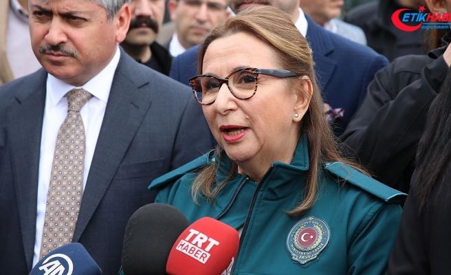 Ticaret Bakanı Pekcan: Zeytin Dalı Sınır Kapısı haftaya devreye girecek
