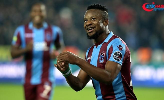 Trabzonspor son 8 sezonun en çok puanını topladı