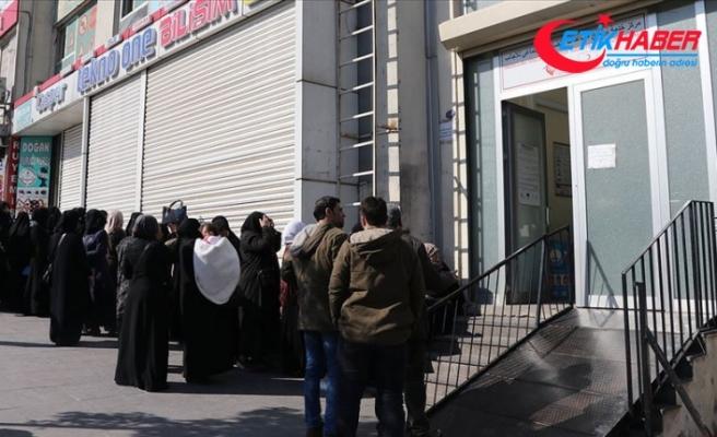 Türk Kızılayı CHP'li adayın 'Suriyelilere maaş' iddiasını yalanladı