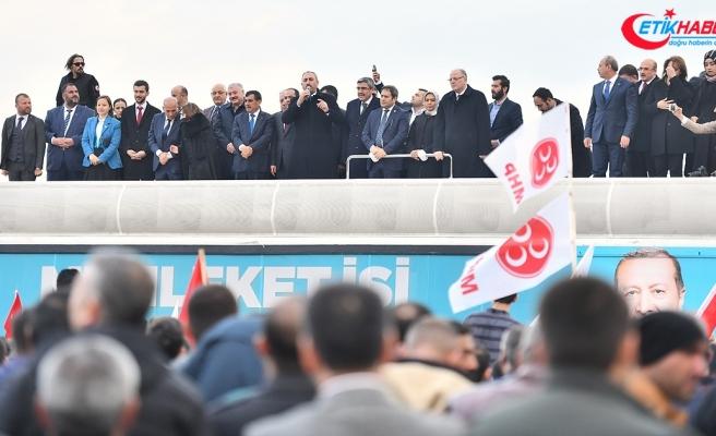 'Türkiye, teröristleri kaynağında kurutmaya devam edecek'