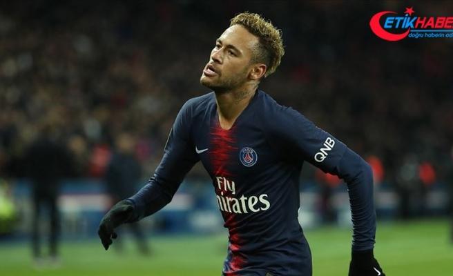 Neymar'ın kaptanlığı elinden alındı