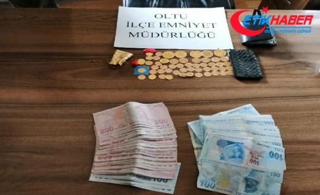 10 dakikada 2 evden 50 bin lira çaldılar