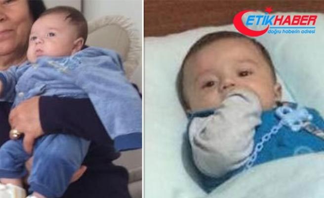 15 aylık bebek beşinci kattan düşüp, öldü