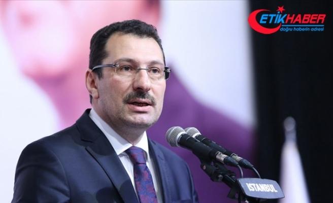 """""""309 sandıkta 17 bin 410 oy başka partilere yazıldı"""""""