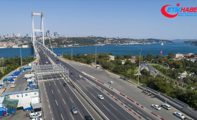 55. Cumhurbaşkanlığı Türkiye Bisiklet Turu'na trafik düzenlemesi