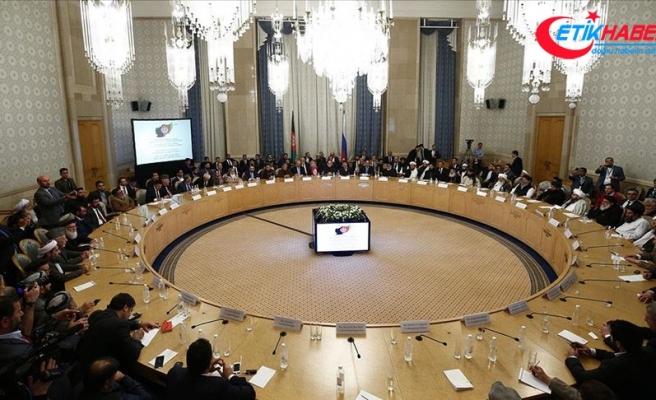 Afganistan'da barış görüşmeleri çabaları sürüyor