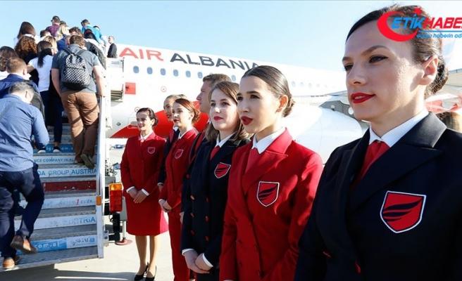 Air Albania, İstanbul Havalimanı'ndan seferlere başladı