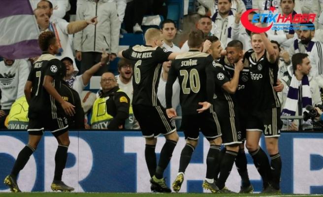 'Ajax'ın masalı devam ediyor'