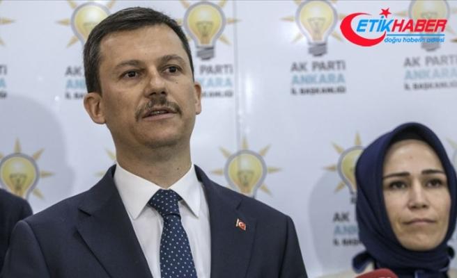 AK Parti Ankara'da yeniden itiraz edecek
