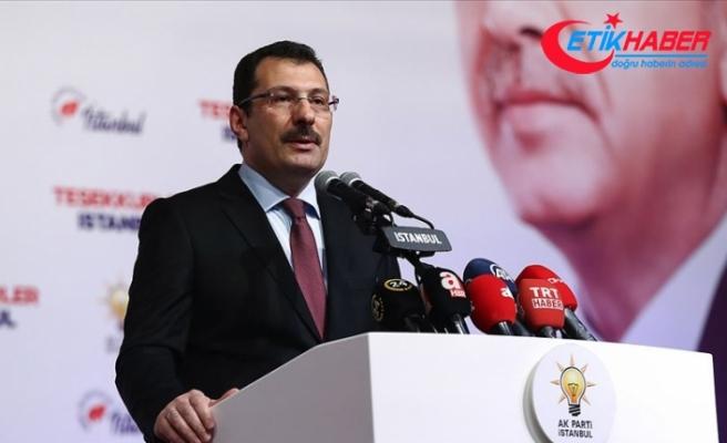AK Parti Genel Başkan Yardımcısı Yavuz: Demokrasi tarihimizin en büyük şaibelerinden biri