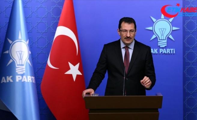 AK Parti Genel Başkan Yardımcısı Yavuz: Olağanüstü itiraz hazırlıklarımızı büyük oranda tamamladık
